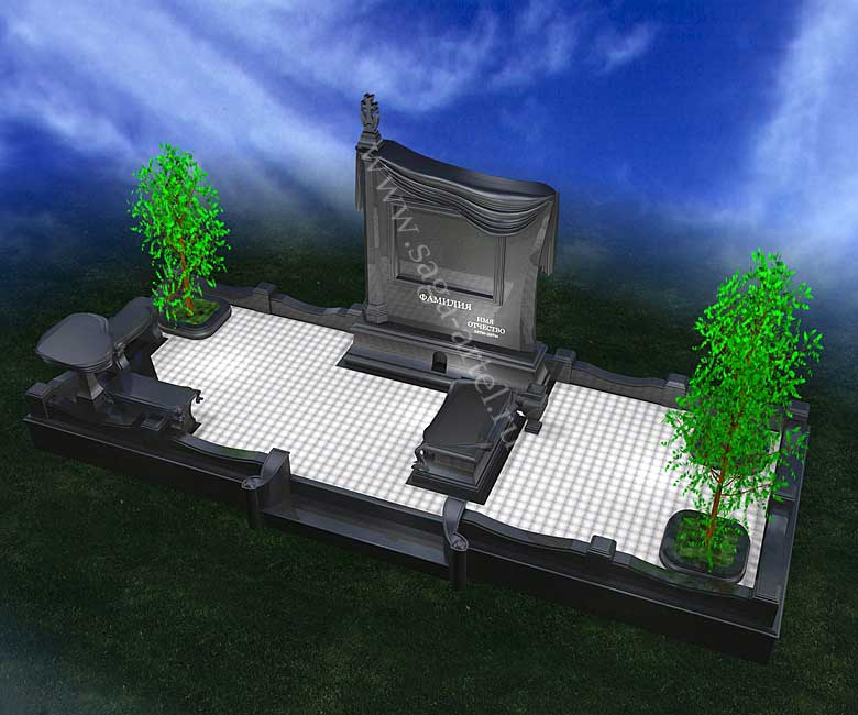 Дизайн надгробий фото